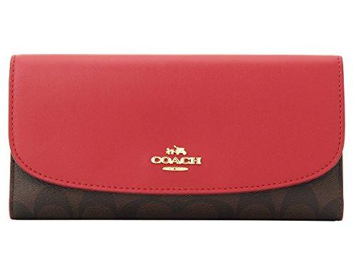 (コーチ) COACH 長財布 三つ折り f57319 アウトレット [並行輸入品]