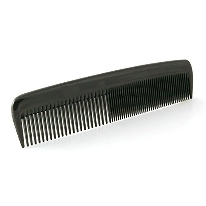 放出曲がったで出来ているAce Classic Pocket Hair Comb (Pack of 6) [並行輸入品]