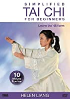 Simplified Tai Chi for Beginners - 48 Form [DVD]