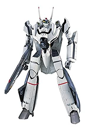 ハセガワ マクロスゼロ VF-0A/S バトロイド 1/72スケール プラモデル 20