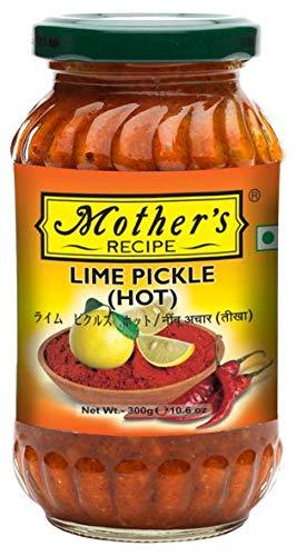 ライム ピクルス ホット 300g Mother's Lime Pickle Hot ピックル