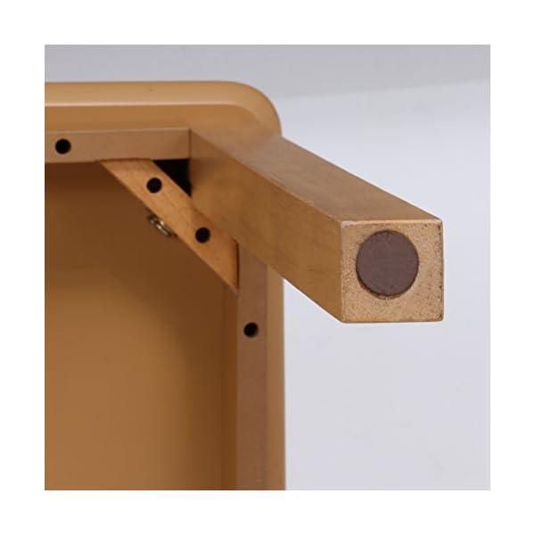 不二貿易 ダイニング テーブル モルト 93003の紹介画像10