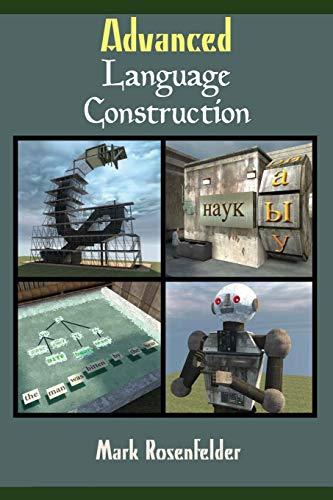 Download Advanced Language Construction 1478267534
