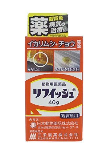 ニチドウ リフィッシュ 40g (動物用医薬品)