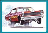 AMT 1/25 1967 マーキュリー サイクロン エリミネーターII ダイノ・ドン・ニコルソン プラモデル AMT1151