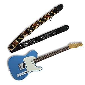 【プライムデー記念発売】SILENT SIRENのサイン入りストラップ付 Fender エレキギター MIJ Traditional 60s Telecaster® Custom, California Blue ※Amazon プライムデー SILENT SIRENキャンペーン実施中(※イベント参加権はAmazon.co.jpが販売・発送するものに限ります。)