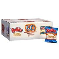 Ruffles Cheddar & Sour Cream - 50/1 oz. by Ruffles [並行輸入品]