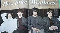 CNBLUE ヨンファ ミニョク ジョンヒョン ジョンシン韓国雑誌 2012年 切抜き8ページ