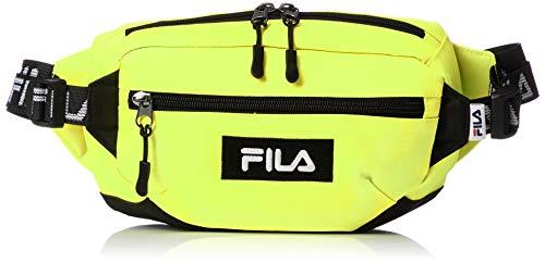 [フィラ]FILA フィラ ロゴテープウエストバッグ FM2141 ウエストバッグ イエロー
