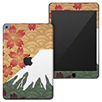 igsticker iPad mini 4 (2015) 5 (2019) 専用 apple アップル アイパッド 第4世代 第5世代 A1538 A1550 A2124 A2126 A2133 全面スキンシール フル 背面 液晶 タブレットケース ステッカー タブレット 保護シール 011474