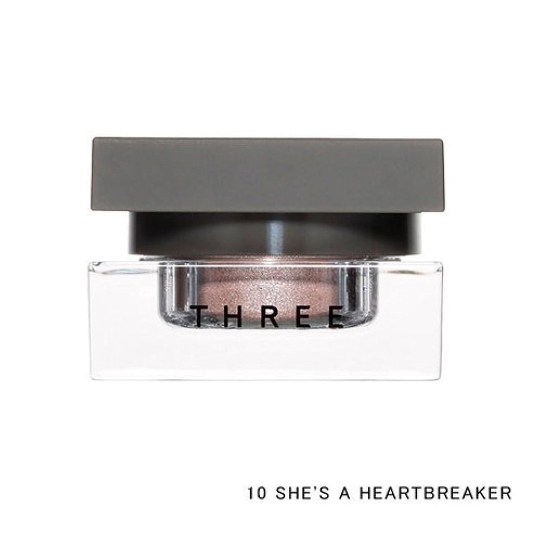 モネバンドパッチTHREE(スリー) THREE シマリングカラーヴェール ステートメント (10 SHE'S A HEARTBREAKER)