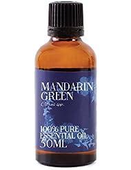 Mystic Moments | Mandarin Green Essential Oil - 50ml - 100% Pure