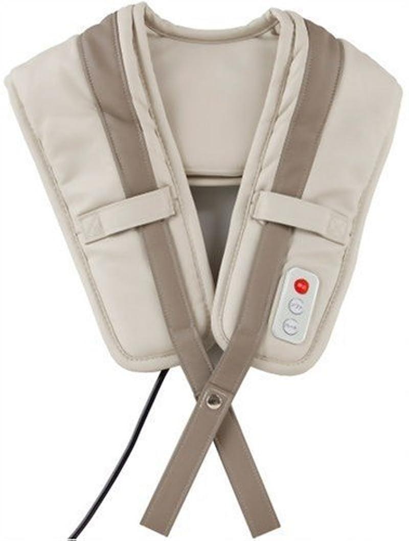 形優先脊椎スライヴ 【ジャケットスタイル】たたきマッサージャー ベージュ MD-8000