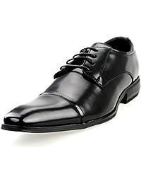 [ルシウス] LUCIUS メンズ ビジネスシューズ ドレスシューズ 紳士靴 【AZ365B】