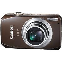 Canon デジタルカメラ IXY50S ブラウン IXY50S(BW) 1000万画素裏面照射CMOS 光学10倍ズーム 3.0型ワイド液晶 フルHD動画