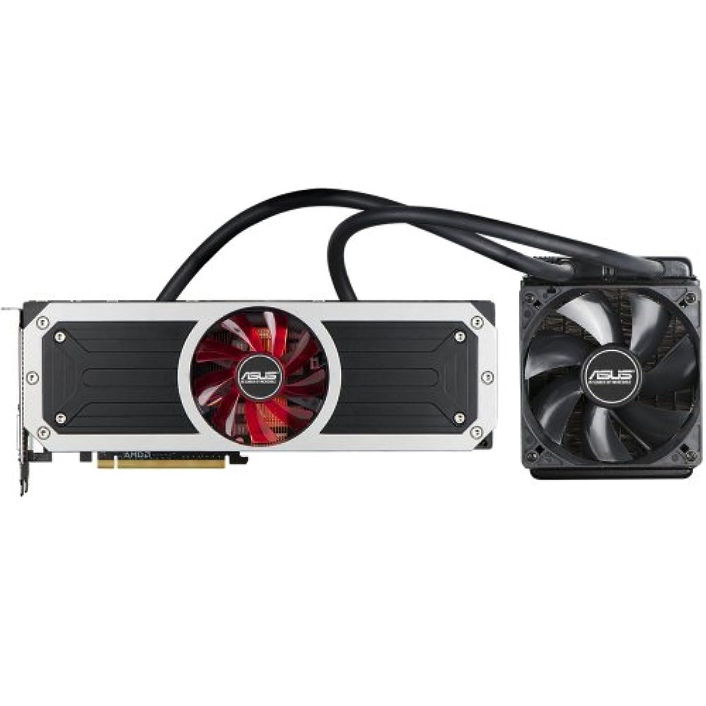 提供された人形郵便ASUS AMD Radeon R9 295X2 GPU 搭載グラフィックカード R9295X2-8GD5 【PCI-Express3.0】