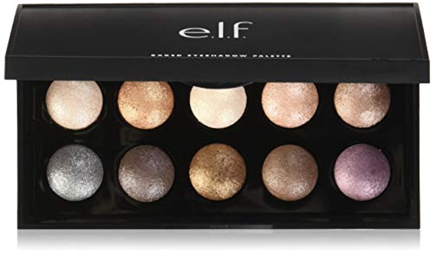 採用子適用するe.l.f. Baked Eyeshadow Palette - California (New) (並行輸入品)