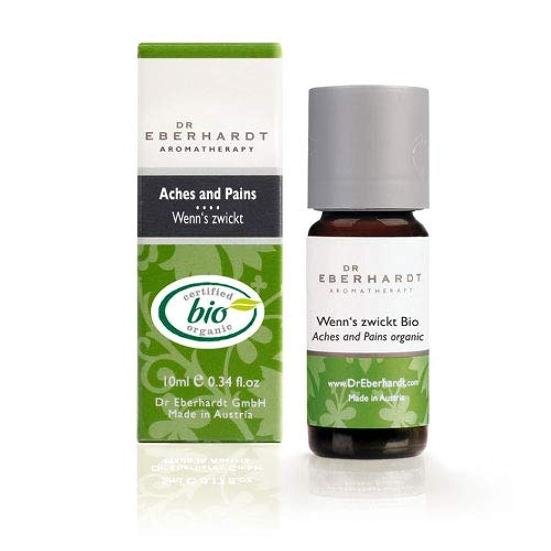 認可クリークお茶Dr.エバーハルト メントールの香り(Aches & Pains)(オーガニック) / 10ml