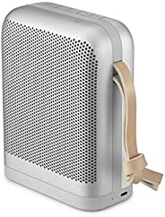Bang & Olufsen Beoplay P6 Bluetooth Speaker, Powerful and Portable Wireless Splash and Dust Resistant Spea