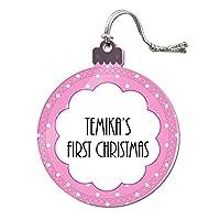 Temika - Baby初クリスマス - アクリルオーナメント