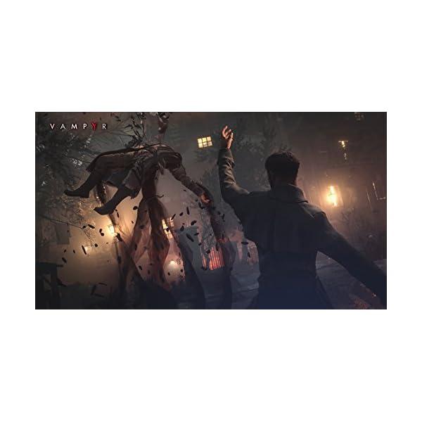 Vampyr (輸入版:北米) - XboxOneの紹介画像6