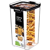 Sistema Ultra Square Food Container, 1.3L, Black, 51403