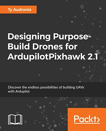 Designing Purpose-Build Drones for ArdupilotPixhawk 2.1