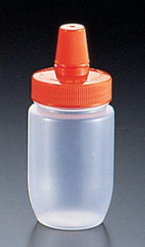 シービープラス(Cbplus) ドレッシングボトル(ネジキャップ式) 124cc PP-110 ポリプロピレン 日本 BDL8501