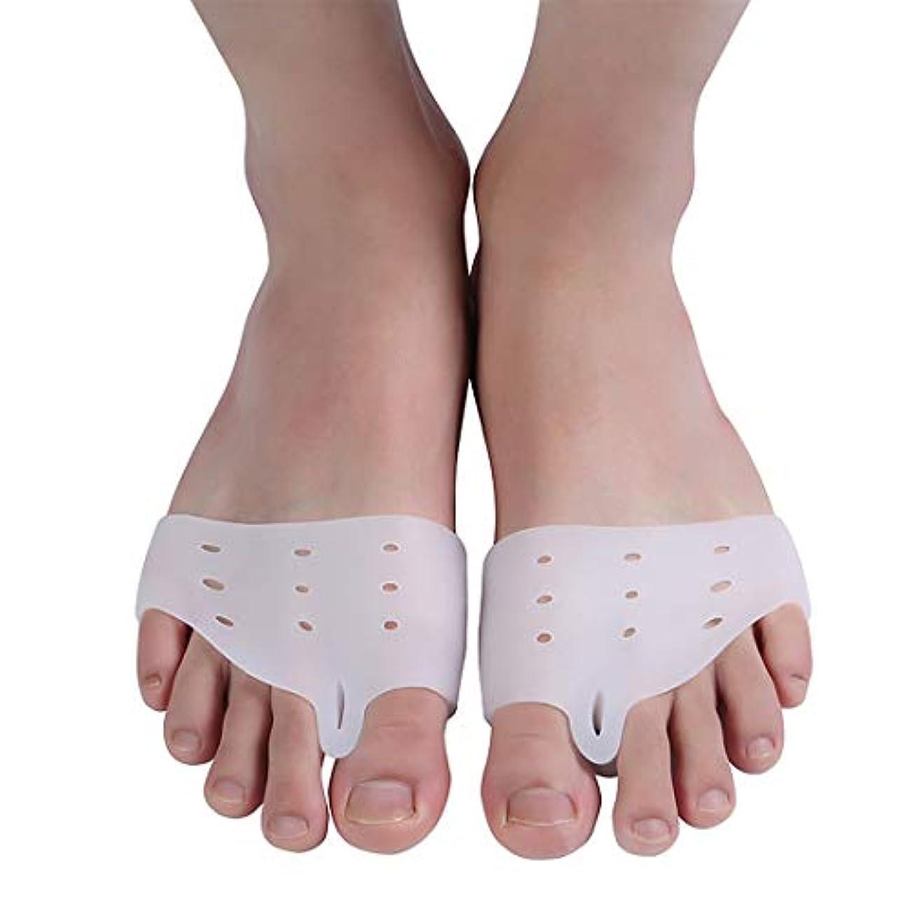 朝の体操をするスカープ再び腱膜瘤矯正と腱膜瘤救済、女性と男性のための整形外科の足の親指矯正、昼夜のサポート、外反母Valの治療と予防