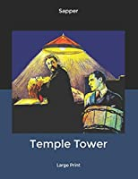 Temple Tower: Large Print