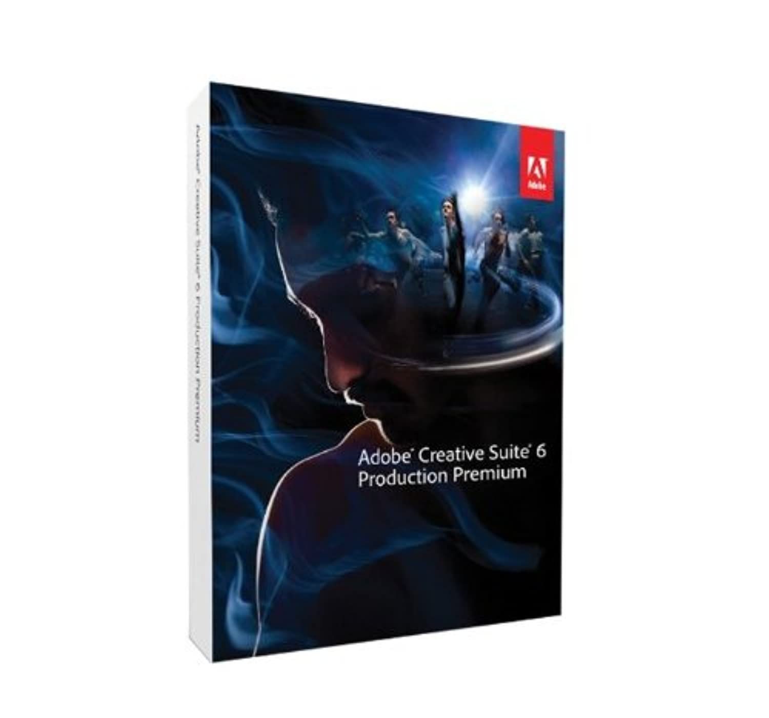住人音価値Adobe Creative Suite 6 Production Premium Macintosh 英語版