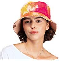 C.C Exclusives Galaxy Bucket Hat Cotton Reversible Tie Dyed Boonie Cap(ST-2176)