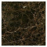 天然大理石 エンペラードールダーク 本磨き 400X400X15 6.3?