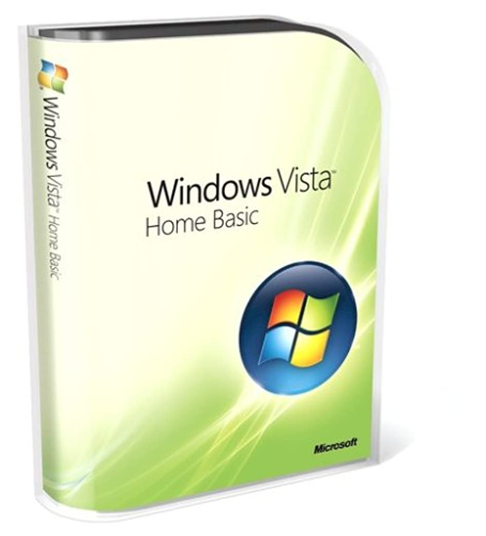 均等に彼女自身孤児Windows Vista Home Basic 英語版