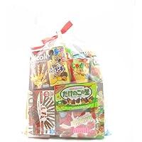 大量!!たくさんのお菓子詰め合わせセット(21種類入) ラッピングver