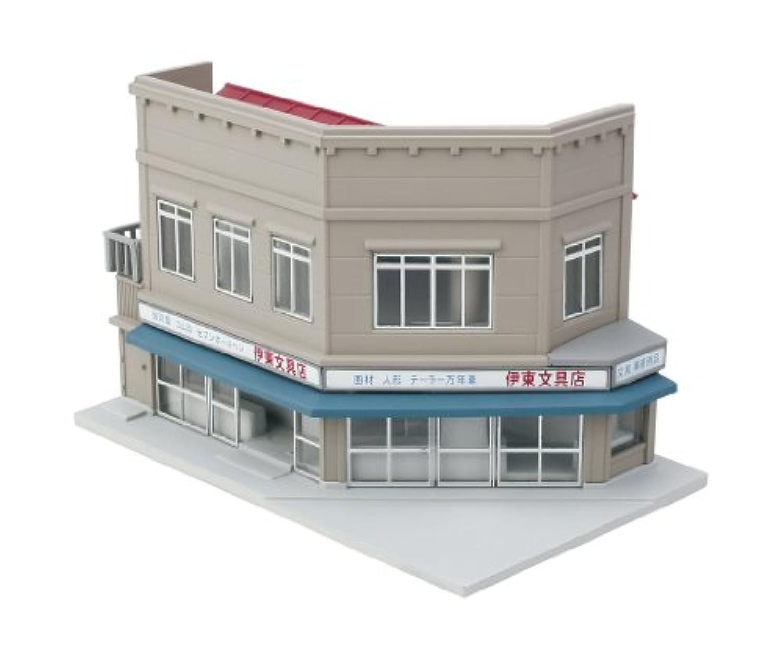 KATO Nゲージ 看板建築の角店2 石積み?左 23-477 鉄道模型用品