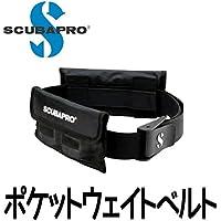 ダイビング スライドポケット SCUBAPRO スキューバプロ Sプロ Slide Pocket Weight Belt S