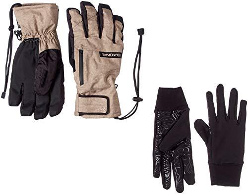 [ダカイン] [メンズ] 3WAY グローブ 透湿 防水 (GORE-TEX 採用) インナーグローブ 付き [ AI237-730 / TITAN SHORT ] 手袋 スノーボード