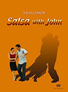SALSA LESSON Salsa with John [DVD]