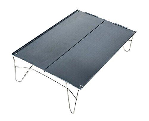 Fire-Mapleアウトドア フォールディング アルミフレーム ウルトラライトテーブル (ブルー(Blue))