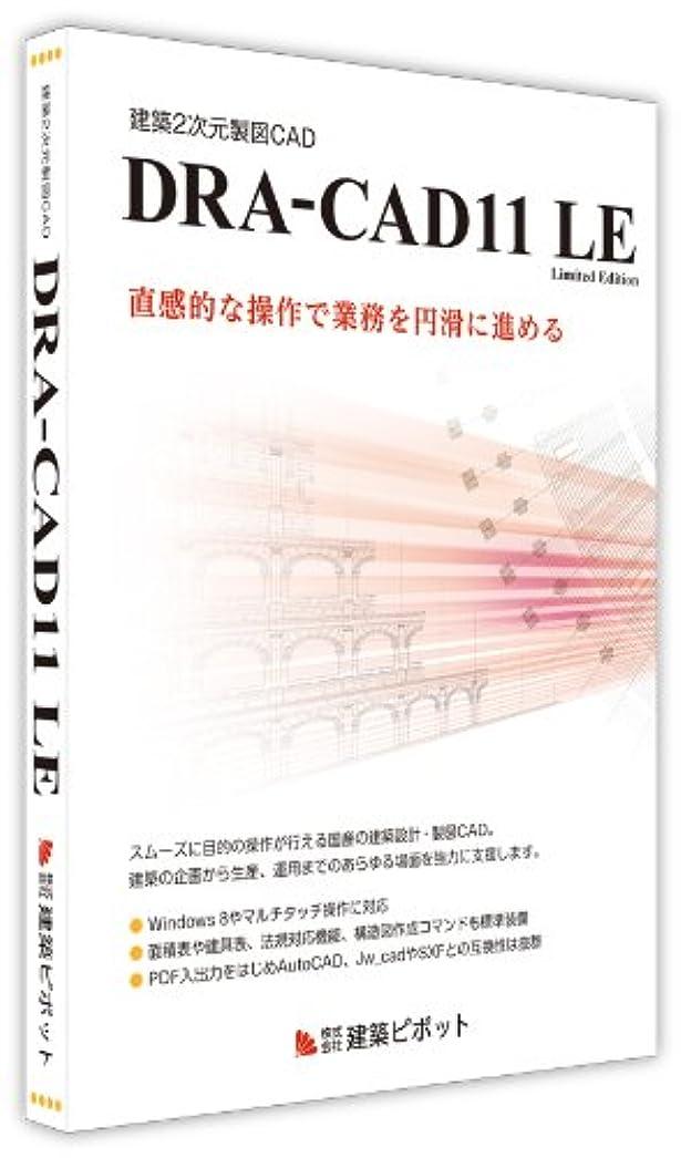 プロフィール動揺させる緩むDRA-CAD 11 LE (新規)