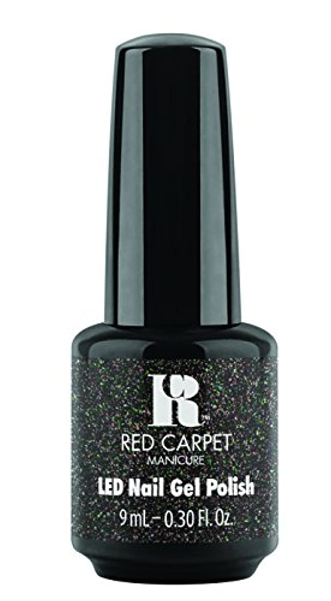 ピュー防腐剤雪だるまRed Carpet Manicure - LED Nail Gel Polish - Designer Series - An Evening to Remember - 0.3oz / 9ml