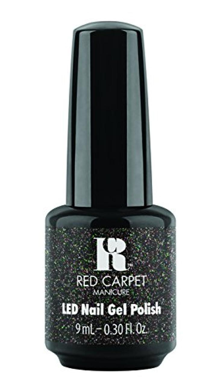 センサー本気バランスのとれたRed Carpet Manicure - LED Nail Gel Polish - Designer Series - An Evening to Remember - 0.3oz / 9ml