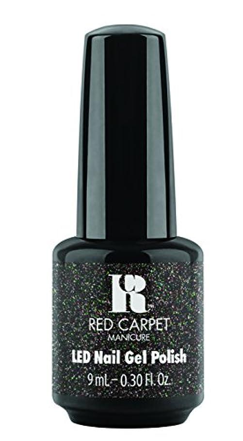 ハグ取り消すスポンサーRed Carpet Manicure - LED Nail Gel Polish - Designer Series - An Evening to Remember - 0.3oz / 9ml