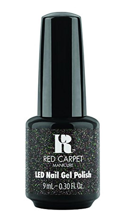 ありがたい六分儀金属Red Carpet Manicure - LED Nail Gel Polish - Designer Series - An Evening to Remember - 0.3oz / 9ml