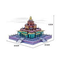 ジグソーパズル、大人誕生日ギフト、3D組み立て機械モデル教育玩具 (Color : A)