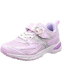 [瞬足] 运动鞋 上学用鞋 瞬足 大型钉鞋 轻量 V8 15~23cm 2.5E 儿童 女孩 LEC 5710