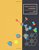 Organic Chemistry Notebook: Hexagonal Graph Paper 1/4 inch,(Mimosa Yellow Cover) Small Hexagons - 8.5 x 11 Inches 100 Pages - Journal for Science, Lab Chemistry, Organic Chemistry Journal and Biochemistry.