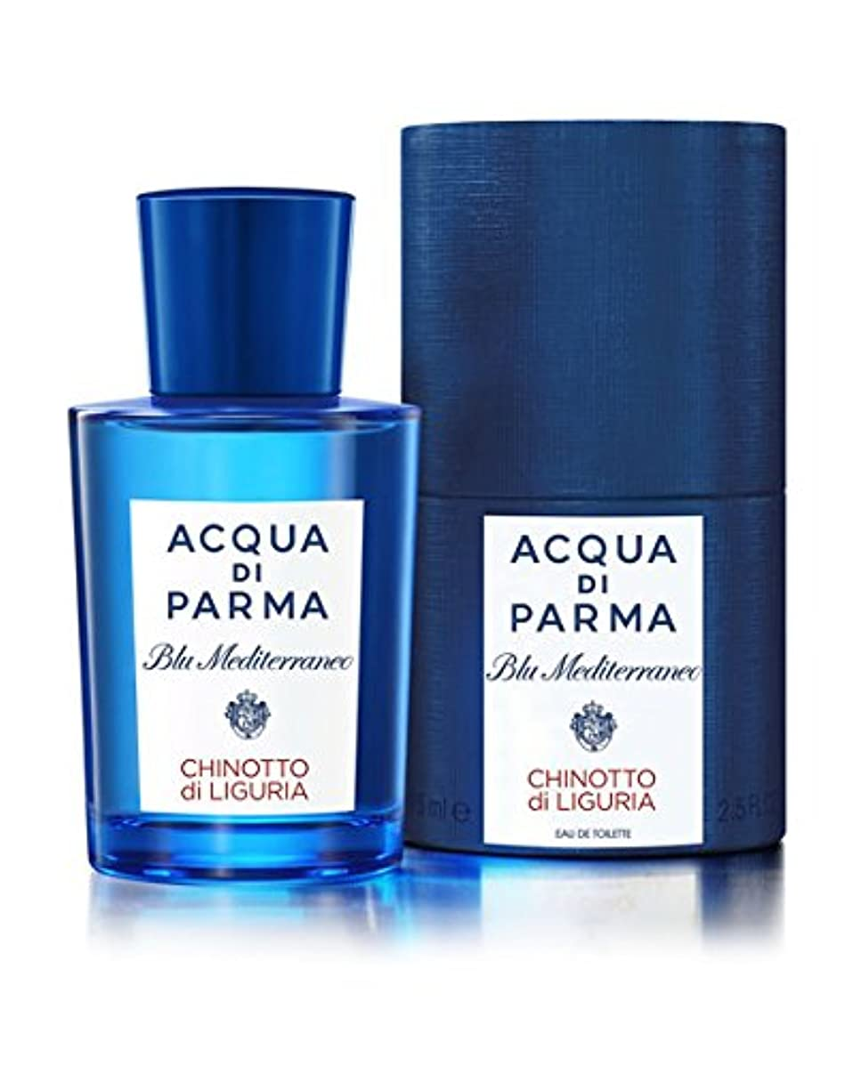 シャープにぎやか本会議Blu Mediterraneo Chinotto Di Liguria (ブルー メディタラーネオ チノットディリグリア) 5.0 oz (150ml) EDT Spray by Acqua di Parma