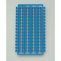 プラモブロック シート1×2 ライトブルーLB